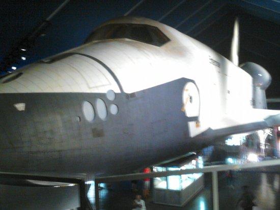 Intrepid Sea, Air & Space Museum: Enterprise
