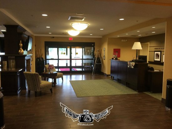 Hampton Inn Dandridge: Lobby