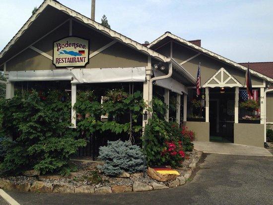 Best German Restaurant In Helen Georgia