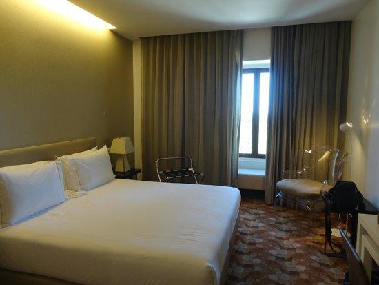 Sintra Boutique Hotel : habitacion con tamaño suficiente