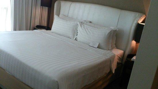 Hatten Hotel Melaka: King Sized Bed