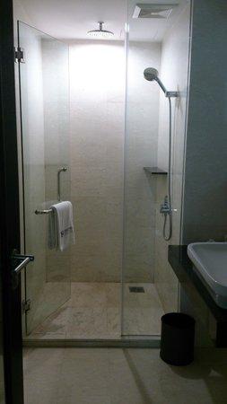 Hatten Hotel Melaka: Shower Room