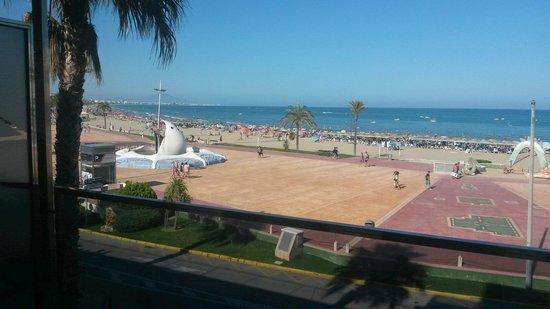 Hotel Estrella del Mar: Las vistas del hotel