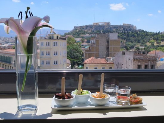 O&B Athens Boutique Hotel: July 2014