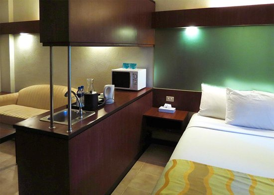 Suite Room at Microtel By Wyndham Tarlac