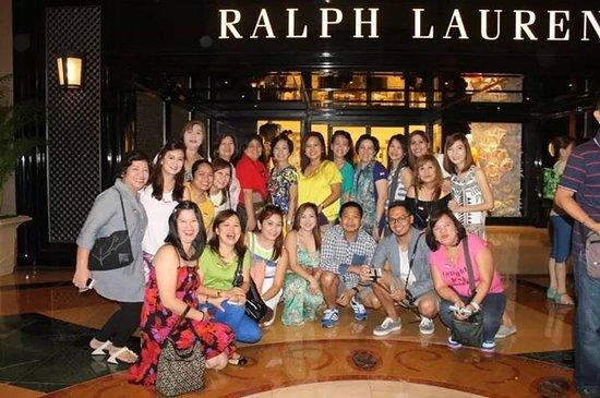 Sheraton Grand Macao Hotel, Cotai Central: BPI Philam and BPI officers and staff