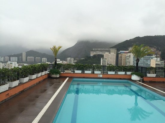 Golden Tulip Ipanema Plaza: Lindo