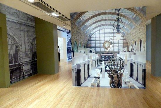 Macau Museum of Art : Musee d'Orsay paintings