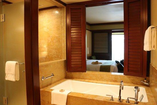Four Seasons Resort Costa Rica at Peninsula Papagayo : Bathroom