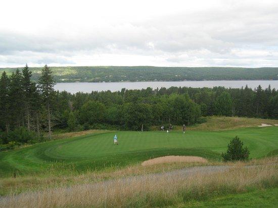Ben Eoin, Canadá: The Lakes Golf Club