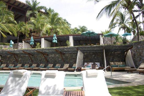 Four Seasons Resort Costa Rica at Peninsula Papagayo: Quiet pool