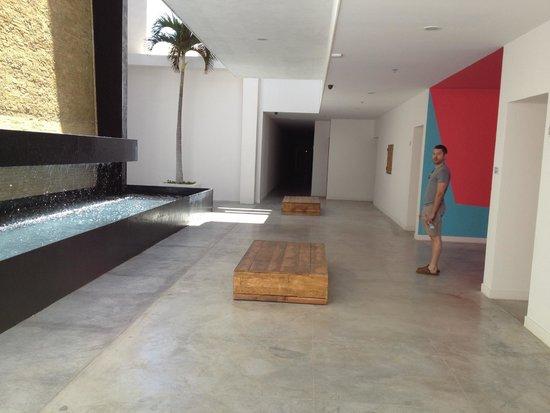 Hotel El Ganzo : 1st Floor Atrium