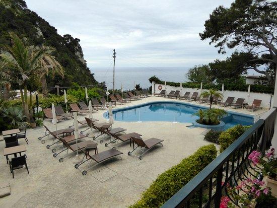 Hotel della Piccola Marina: View from our terrace