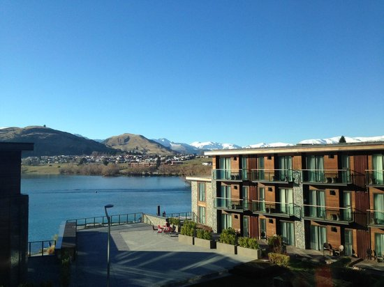 Hilton Queenstown Resort & Spa : View from one of the rooms