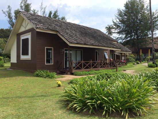 Nirwana Gardens - Mayang Sari Beach Resort : Garden resort