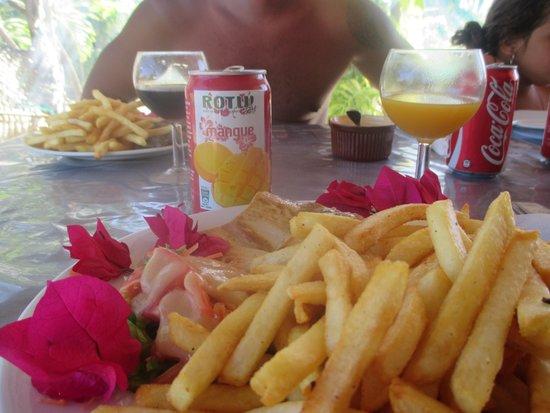 Cafe Obelix: Une assiette plus que bien garnie !