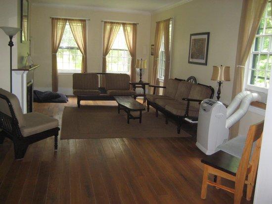 Stanford House: Living Room