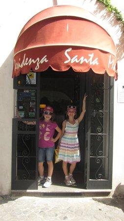 We love you Hotel Residenza Santa Maria