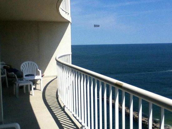 Flagship Resort Ious Balcony