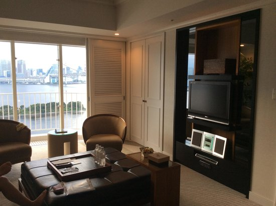 Hilton Tokyo Odaiba: Rainbow View Suite