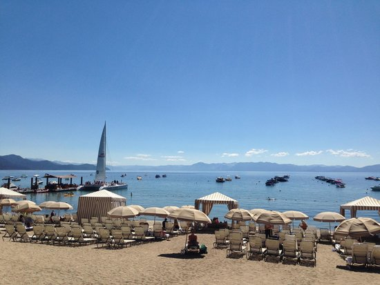 Hyatt Regency Lake Tahoe Resort, Spa and Casino: Private beach