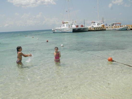 Playa Mia Grand Beach & Water Park: Hermoso mar