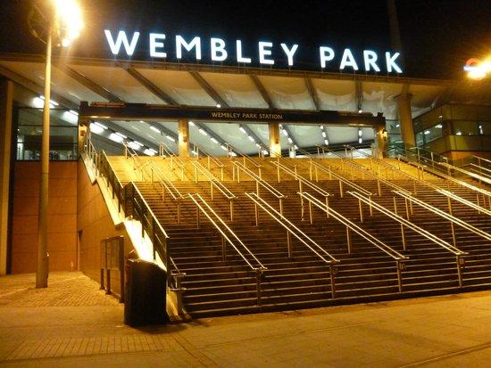 Holiday Inn London - Wembley: Wembley Park Subway Station