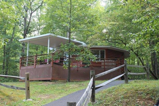 Kero Mountain Resort: Rose Hill Cabin