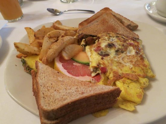 Hotel Clarendon: Breakfast