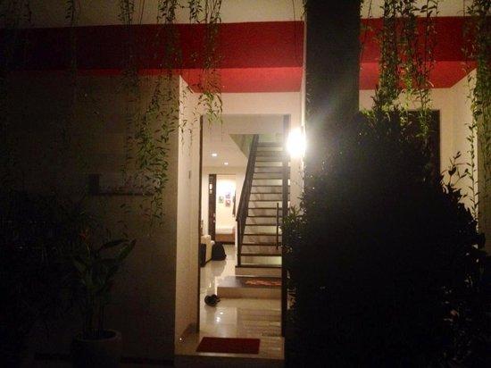 Destiny Villas: Entrance to Villa