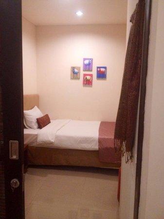 Destiny Villas: Single Bed,Small Room