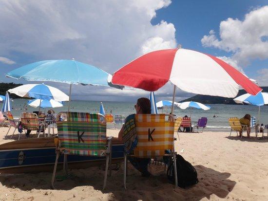 Pousada Kaliman: sol, mar e surf