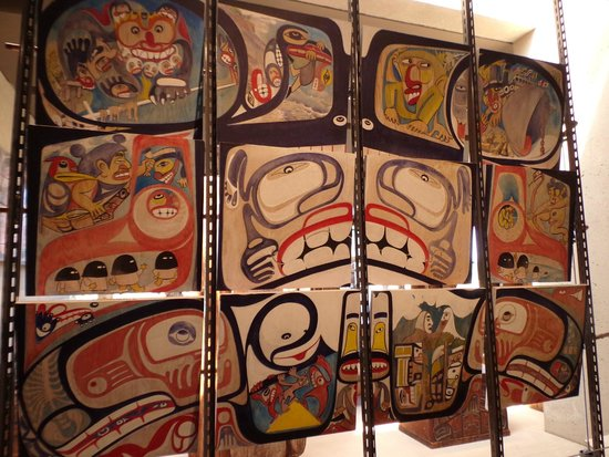 Museo de Antropología: one of the exhibits