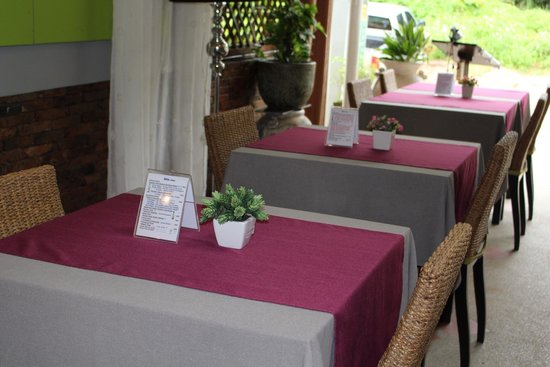 Bussaba Thai Restaurant : Beautiful restaurant!