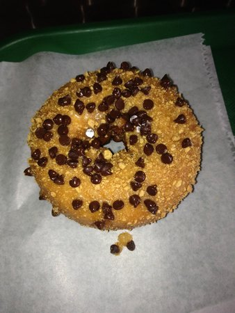 Fractured Prune Doughnuts: S'MORES