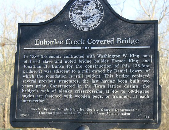 ‪Euharlee Covered Bridge‬