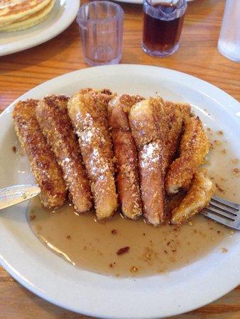 Nene's Kitchen : Crunchy French toast