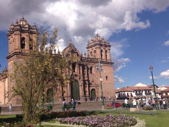 Plaza de Armas (Huacaypata) : Plaza de armas