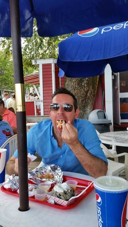 Red's Eats: Best lobsta roll ever!