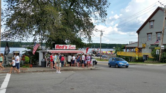 Red's Eats: Red's - always busy