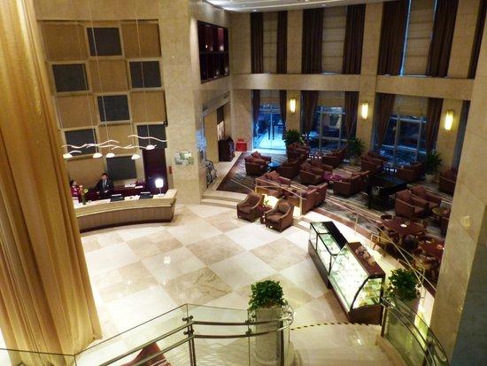 Holiday Inn Chongqing North : lobby lounge