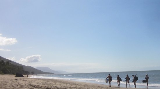 Cairns Region, أستراليا: Beach is better than ever.