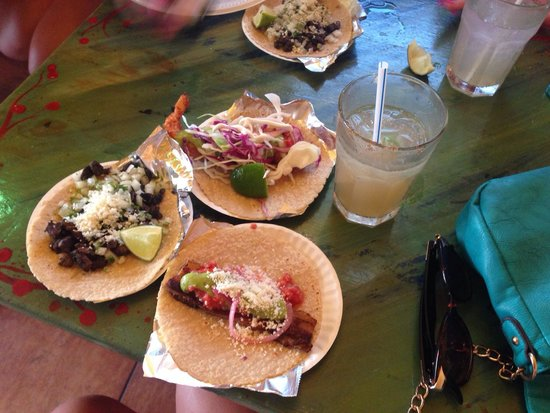 Zaco's Tacos: Delicious tacos! Especially the pork belly!!! Amazing and great flavor!