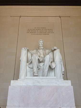 Lincoln Memorial : awesome