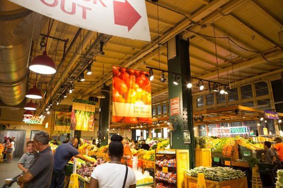 Reading Terminal Market : Produce
