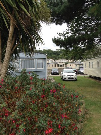 Doniford Bay Holiday Park - Haven: Harbour watch