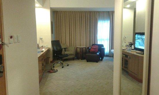 Crowne Plaza Manila Galleria : Room
