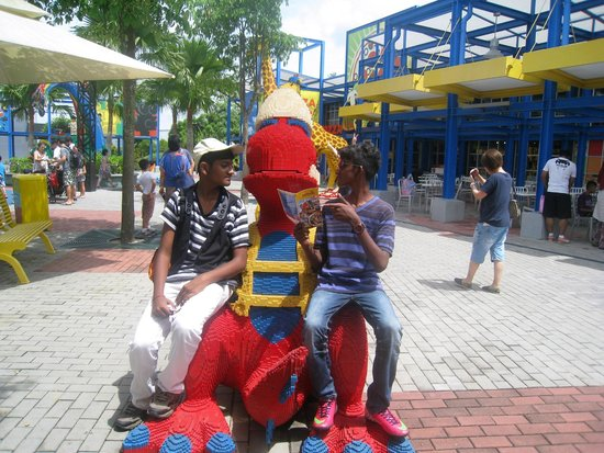 """Legoland Malaysia: Getting further directions and """"TRIP ADVICE""""!!!!"""