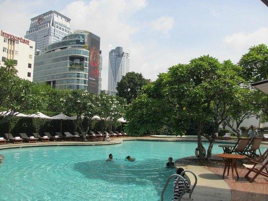 Grand Hyatt Erawan Bangkok: プール