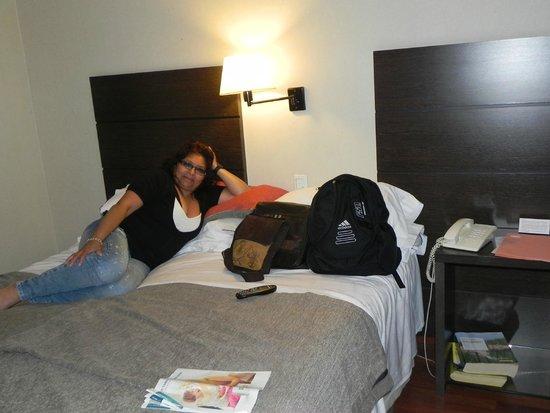 Gran Hotel Argentino: En la habitación Matrimonial